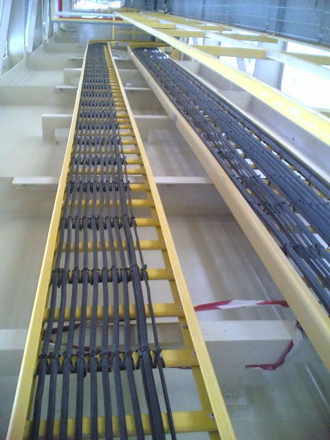 FRP CABLE TRAYS MANUFACTURERS IN INDIA